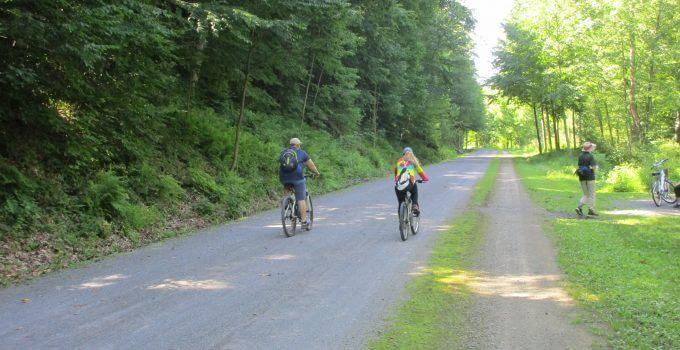Pine Creek Bicycle Path