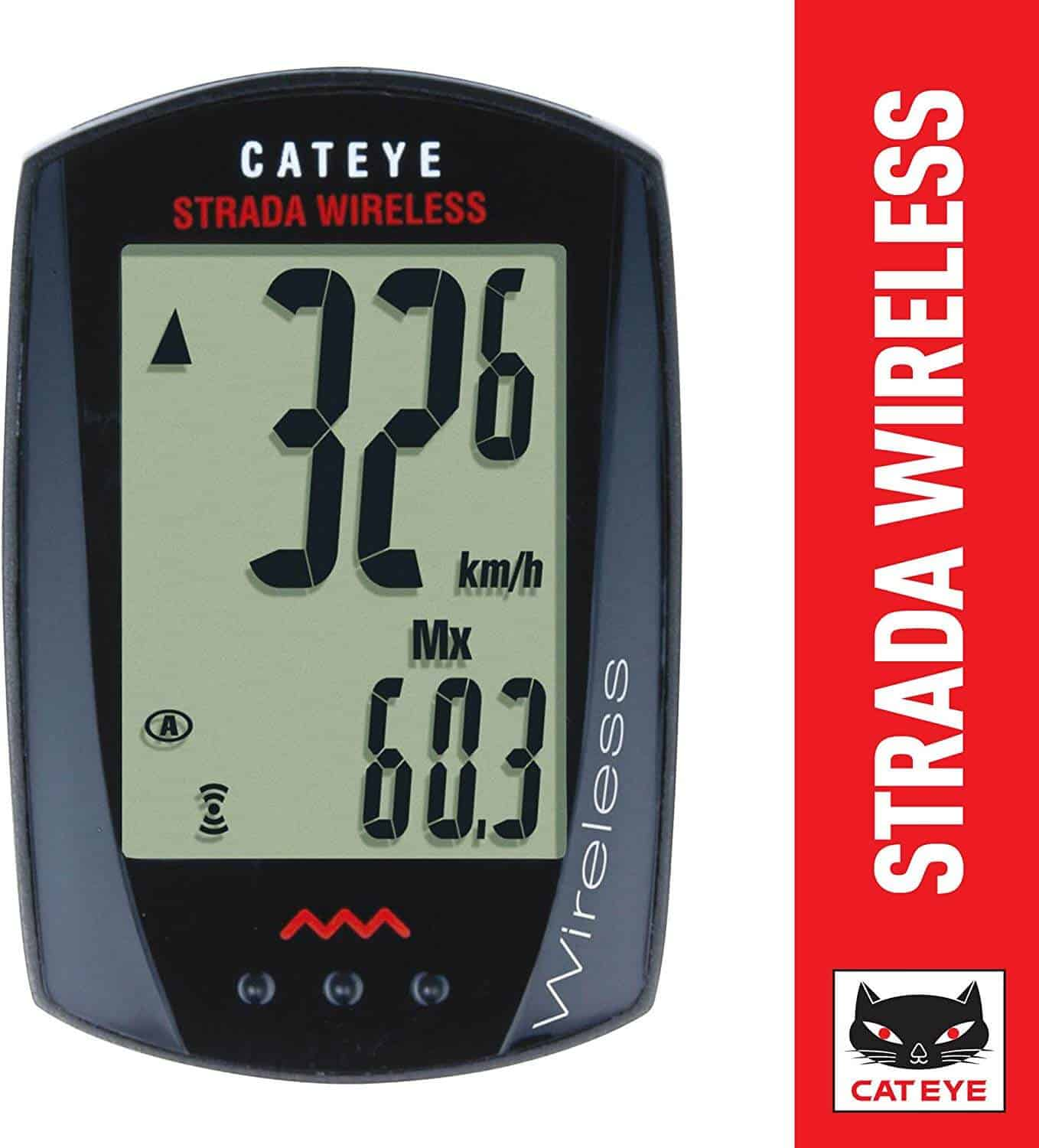 Cat Eye Strada Wireless Bicycle Computer
