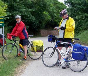Choosing Bicycle Touring Companions