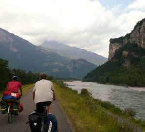 bicycle touring ride of a lifetime