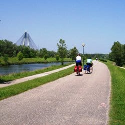 Danube Bike Route