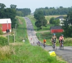 Farmlands Bicycle tour
