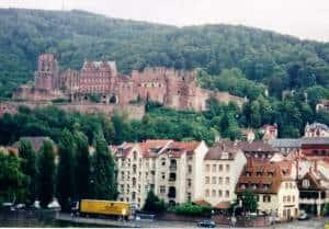 Neckar Valley Cycling Route