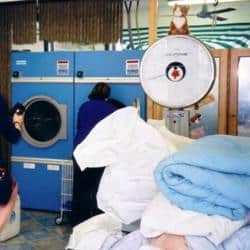 Bicycle Touring laundry