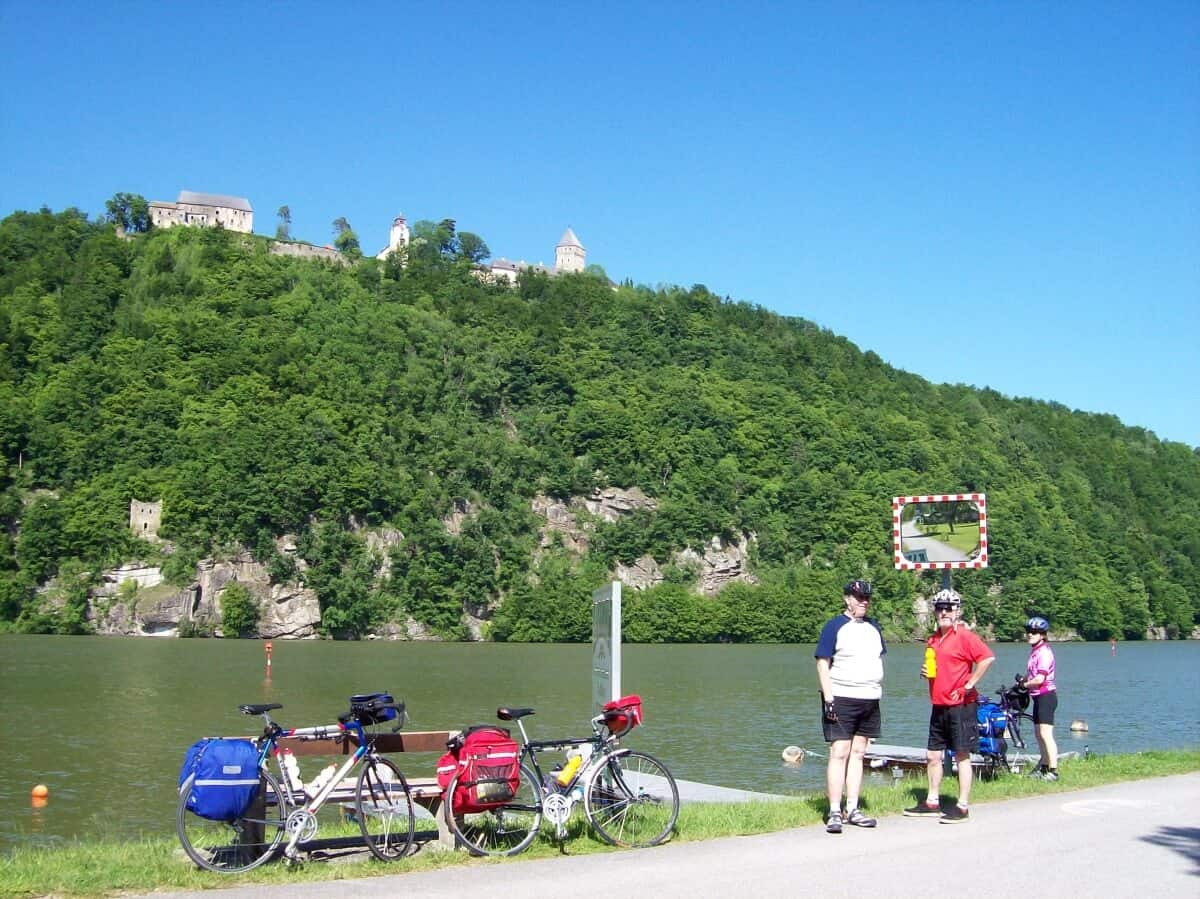 Danube Cycle Route