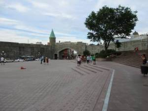 Quebec City cycling