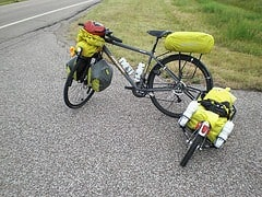 bicycles for touring