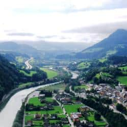 Tauern Bicycle Route