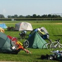 Bicycle touring tent, Bicycle touring camping gear, Bike touring tent